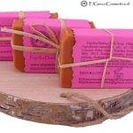 3 pack paprika ezelinnenmelk zeep back