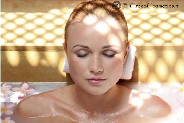 niuewe ezelinnenmelk zeep producten van el greco cosmetis