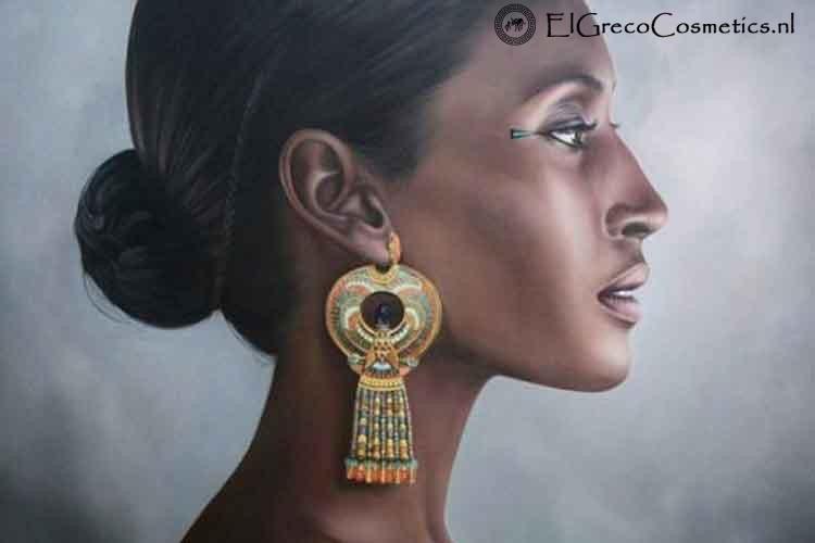 is de schoonheidsgeheim van cleopatra teruggekomen
